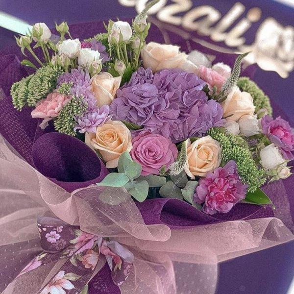 Rozali Flowers,цветочный магазин,Нальчик