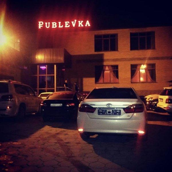 Рублевка,кафе+мойка,Нальчик