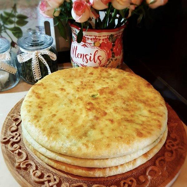 Осетинские пироги,кулинария,Нальчик