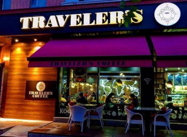TRAVELER`S COFFEE, кофейня,Кафе-кондитерские / Кофейни,,Актобе