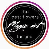 Magic art,магазин цветов,Нальчик