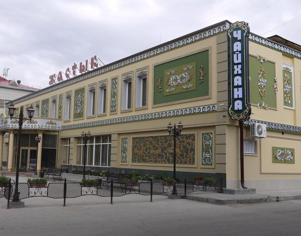 Жастык, банкетный ресторан, Банкетные залы,,  Актобе