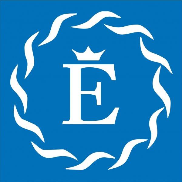 логотип компании Enisey Hostel