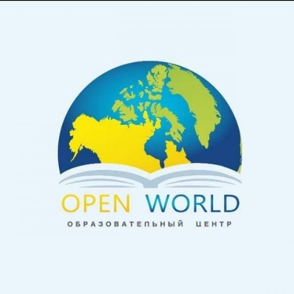 логотип компании Open world