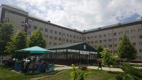 Республиканская клиническая больница скорой медицинской помощи им У.И. Ханбиева, , Грозный
