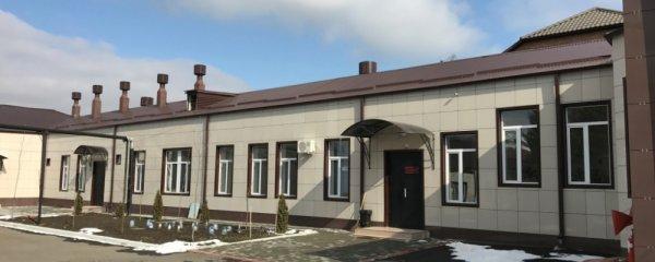 Поликлиника №4, г. Грозный, Грозный