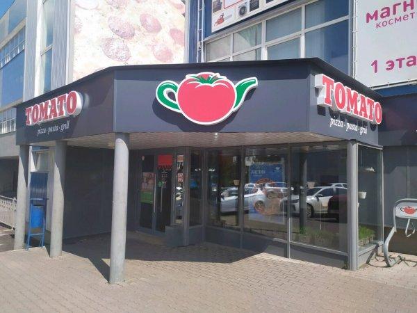 Томато,  сеть ресторанов, Тула