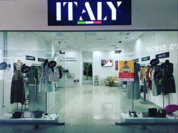 ITALY, магазин одежды,Женская одежда,,Актобе