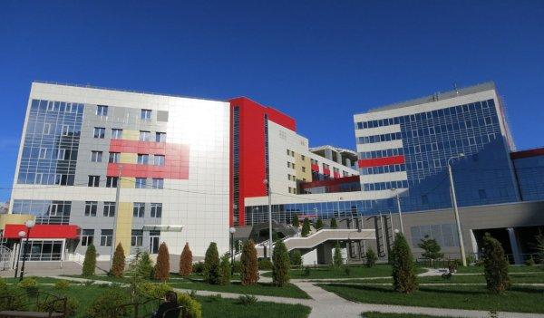Городская больница №4, Больницы ∙ Медучреждения , Сочи