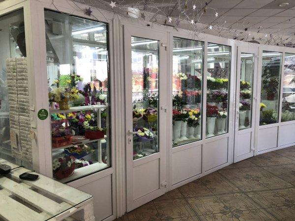 Pur Pur Bar Floristics,салон цветов,Курган