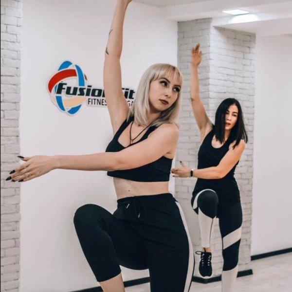 Nastya_fitness, Фитнес тренер,  Актобе