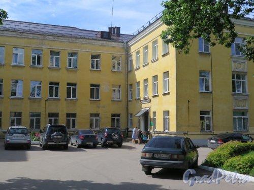 Отделение гемодиализа, Больница для взрослых, Выборг