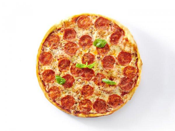 Pizza pepperoni, бистро,  Нальчик