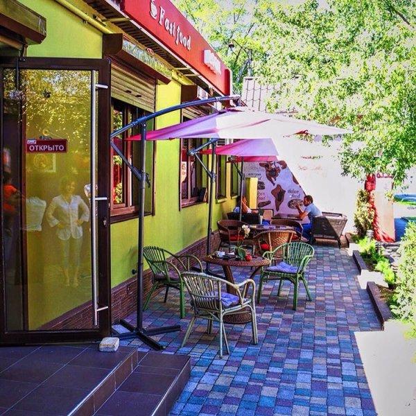 Local, кафе,  Нальчик
