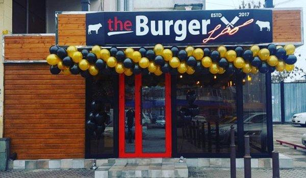 The burger, кафе,  Нальчик