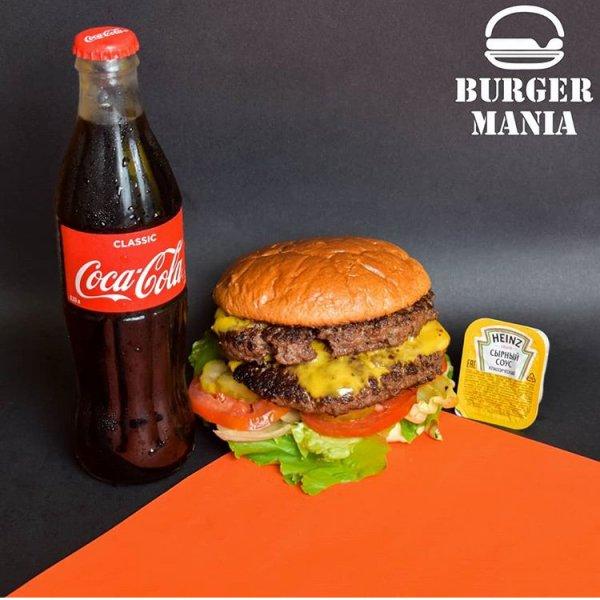 Burger mania,кафе,Нальчик
