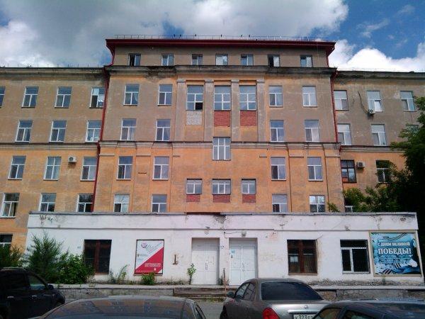 Курганская больница №2,,Курган