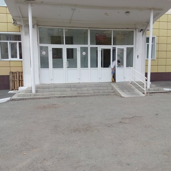 Госпиталь медико-санитарной части МВД России по Курганской области,,Курган