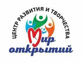 логотип компании Мир открытий