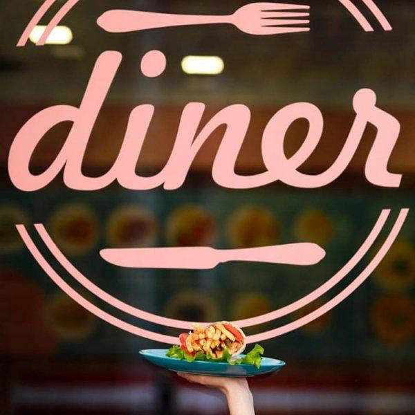 Marvins diner,кафе,Нальчик