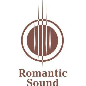логотип компании Romantic sound