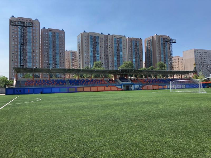Jas Qyran FC,Футбольный центр, футбол, аренда полей,Алматы