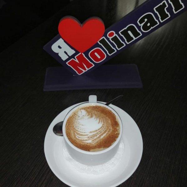 Molinari,кофейня,Нальчик