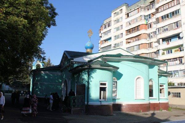 Православная Церковь Святого Симеона Столпника,Церковь,Нальчик