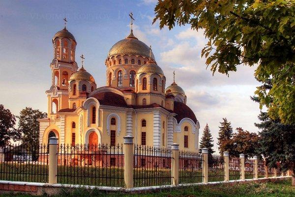 Собор Марии Магдалины,Собор, Церковь,Нальчик