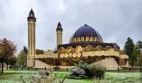 Центральная мечеть,Мечеть,Нальчик