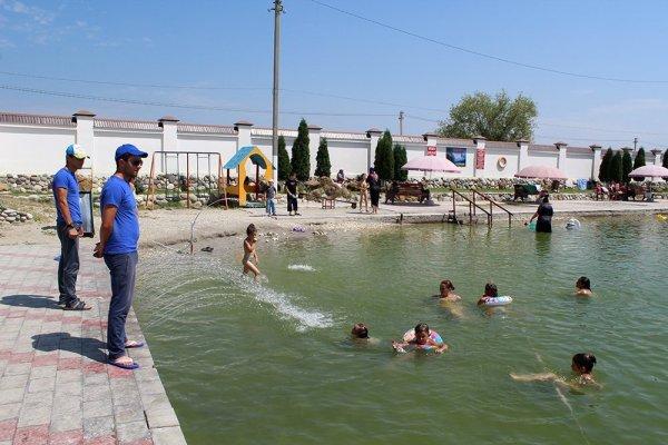 Горячие источники Аушигер,Лечебно-оздоровительная местность, горячие источники,Нальчик