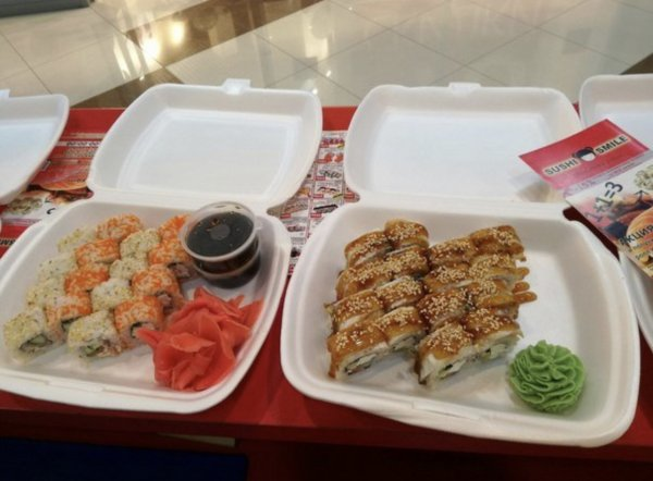Суши Смайл, Доставка еды и обедов, Суши-бар, Ессентуки