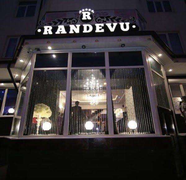 Randevu,ресторан,Нальчик
