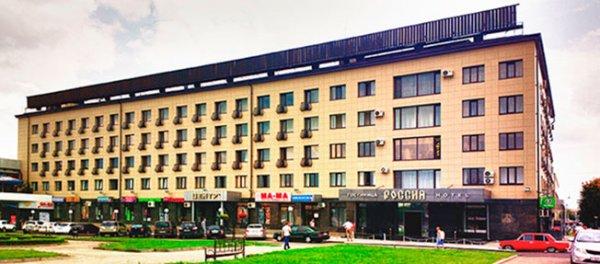Россия,гостиница,Нальчик