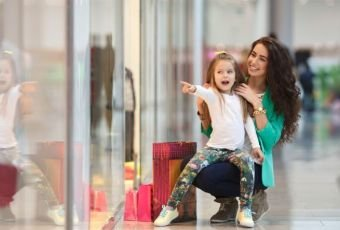 Магазин одежды Good_luck,  Магазин одежды, женской, детской,  Талгар