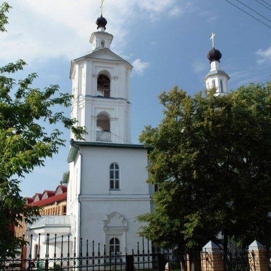 Храм Архангела Михаила,Православный храм,Тюмень