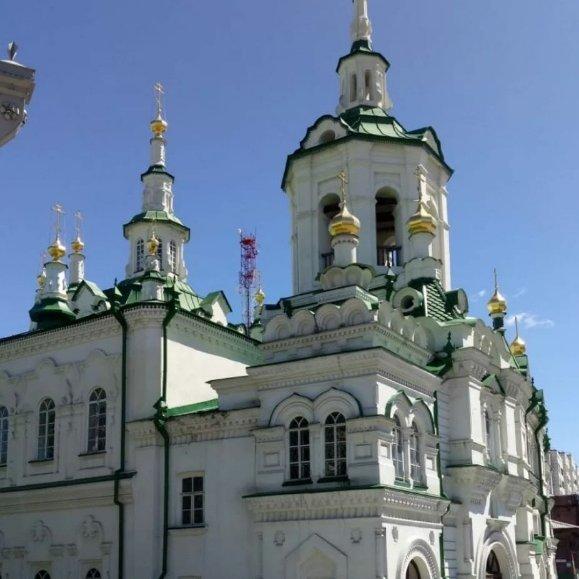 Церковь Спаса Нерукотворного Образа,Православный храм,Тюмень
