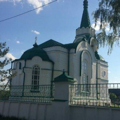 Церковь во имя Святителя Николая Чудотворца,Православный храм,Тюмень