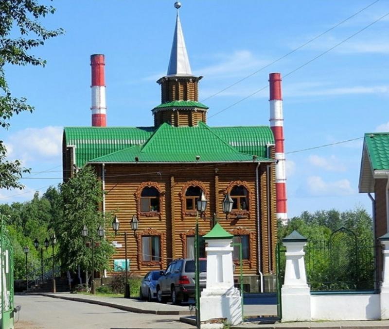 Центральное духовное управление Мусульман России Молитвенный дом,Мечеть,Тюмень