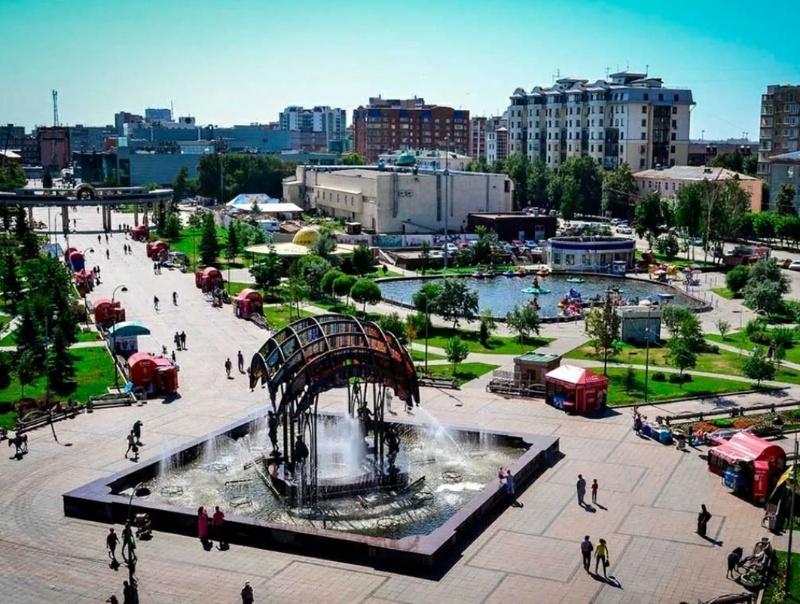 Парк культуры и отдыха,Парк культуры и отдыха,Тюмень