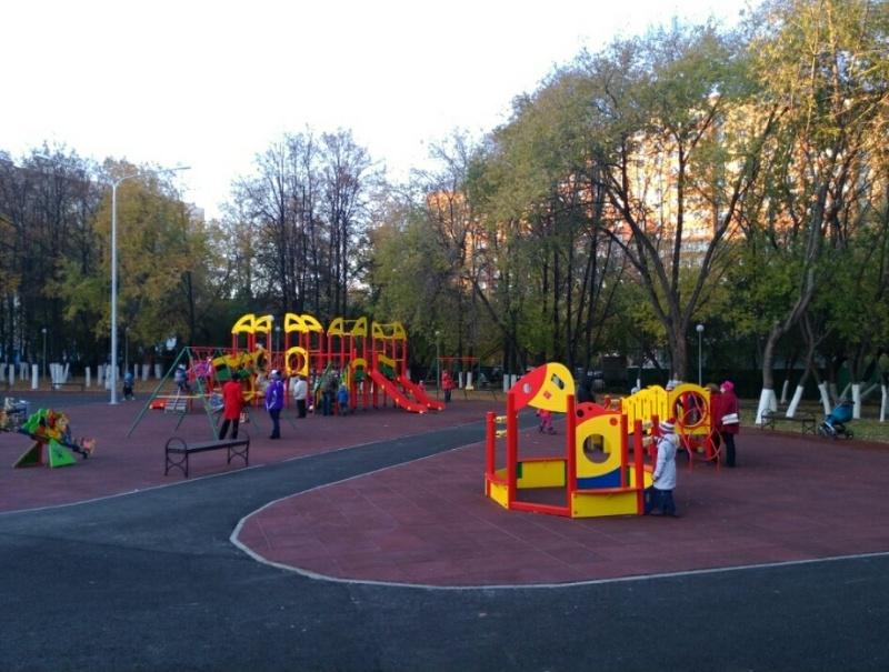 Школьный парк,Парк культуры и отдыха,Тюмень
