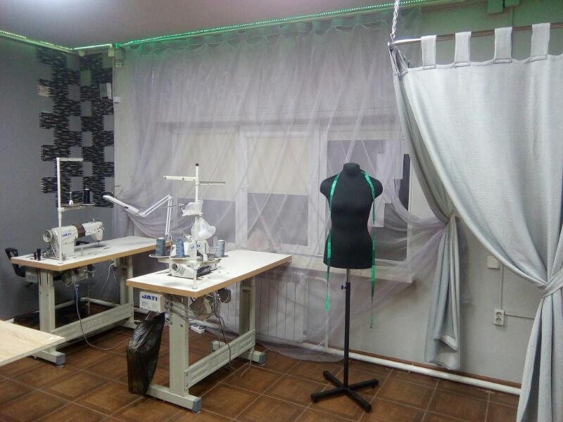 Ателье-магащин new WAY,Пошив и ремонт одежды. Массовый пошив одежды. Магазин ткани и фурнитуры,Красноярск