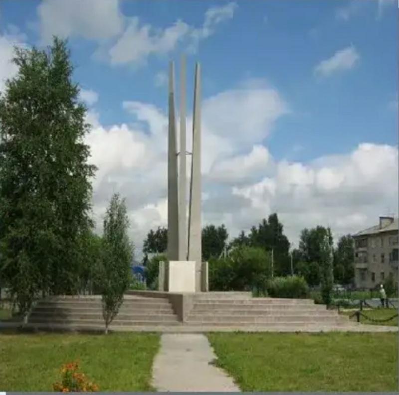 Мемориал антипинцам, погибшим в годы Великой Отечественной войны 1941-1945 гг,Памятник, скульптура,Тюмень