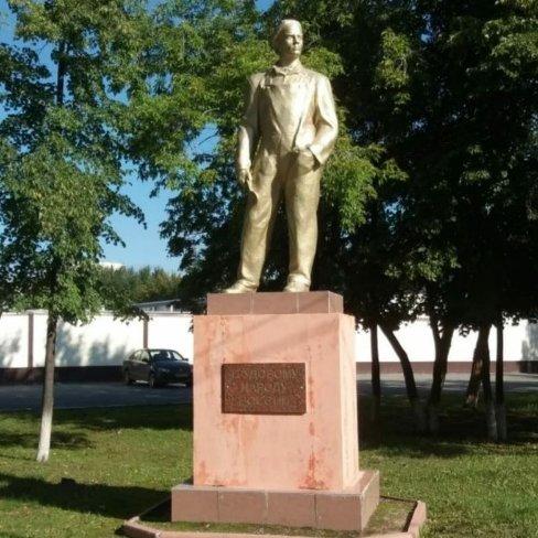 Памятник трудовому народу России,Памятник, скульптура,Тюмень