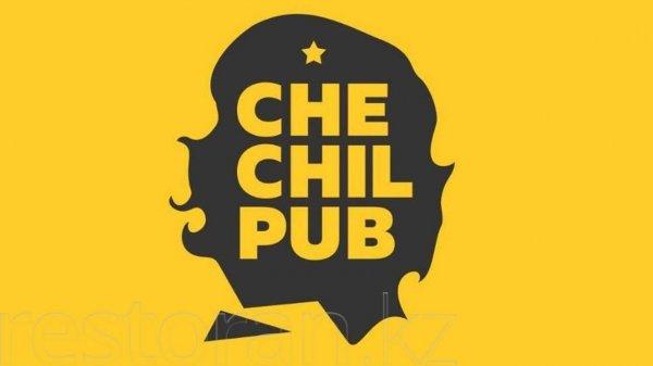 Chechil Pub, Бары, Рестораны,,  Актобе