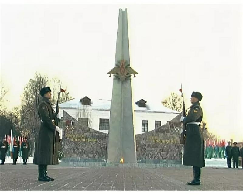 Воинам Инженерных войск,Памятник, скульптура,Тюмень