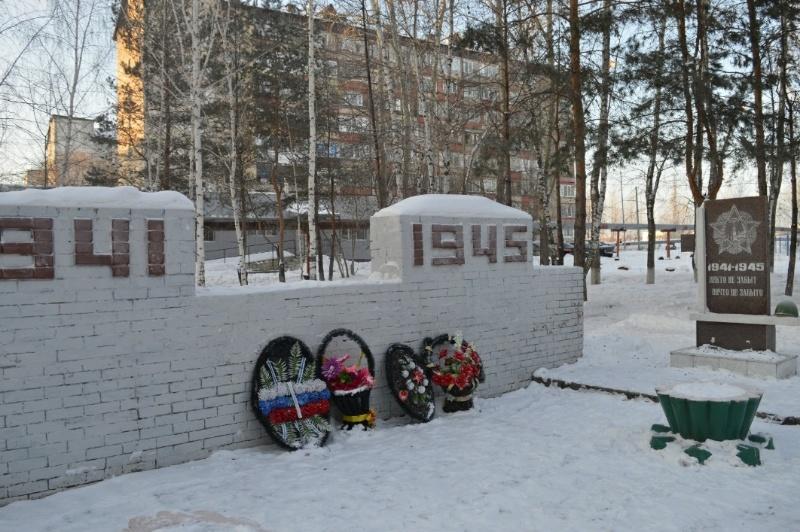 Мемориал памяти участникам Великой Отечественной войны,Памятник, скульптура,Тюмень