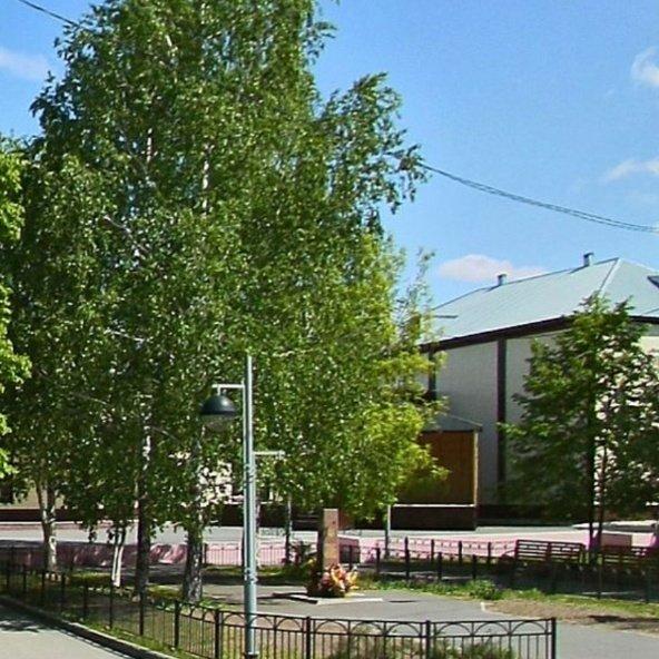 Памятник Великой Отечественной Войны,Памятник, скульптура,Тюмень