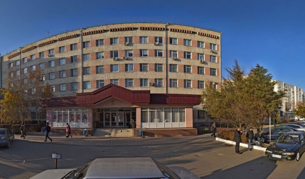 ГБУЗ СК Ессентукская городская поликлиника, Поликлиника для взрослых, Ессентуки