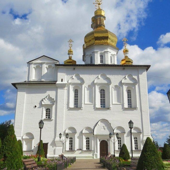 Храм Петра и Павла,Православный храм,Тюмень